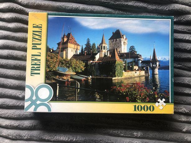 Puzzle 1000 Elementów zamienię