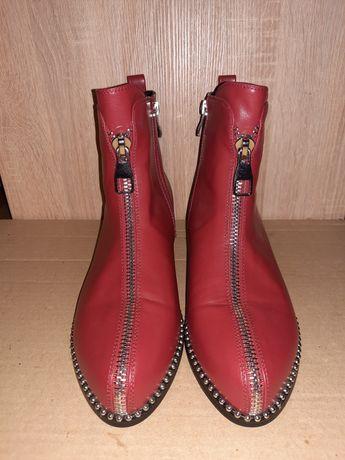 """Осенние женские ботинки """"Ninety union"""""""