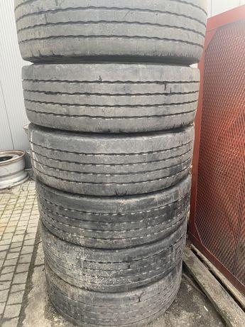 Opony 265/70r19.5 Michelin xte Naczepa