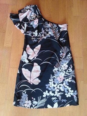 Sukienka w kwiaty Belle