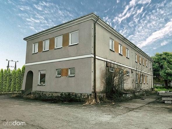 budynek 550m2 różne funkcje + 20ar ZAMIANA kamper