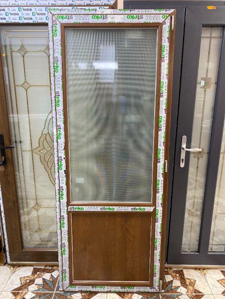 Металопластикові двері та вікна