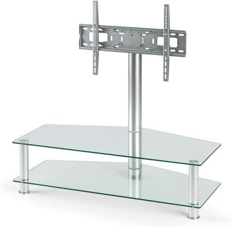 Solik szafka szklana telewizor Z UCHWYTEM DO TV