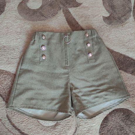 Летние шорты для девочек