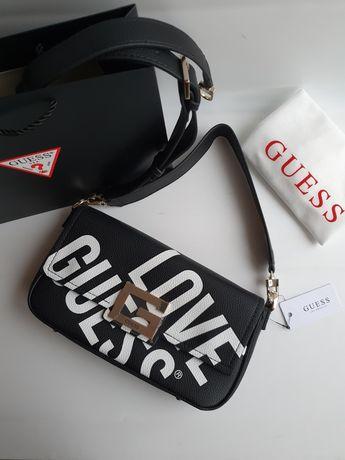 Crossbody від Guess Brightside Logo, сумка, клатч, кошелек