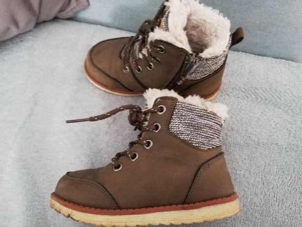 Buciki zimowe rezerved