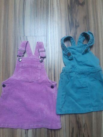 2 sukienki firmy Next roz.92