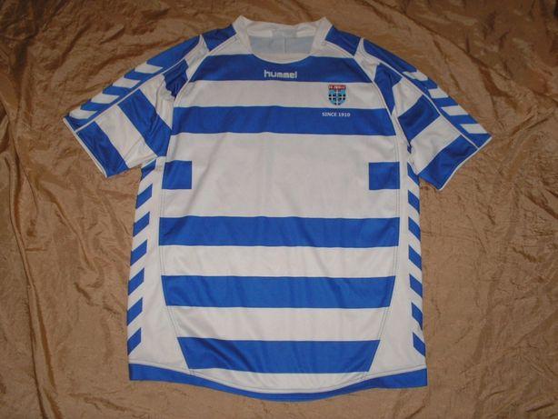 Футбольный клуб FC Zwolle -домашняя футболка образца 2011 года
