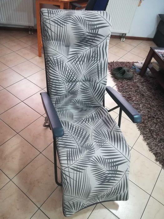 Fotel rozkładany/krzesło rozkladane do ogrodu i na balkon Oborniki Śląskie - image 1