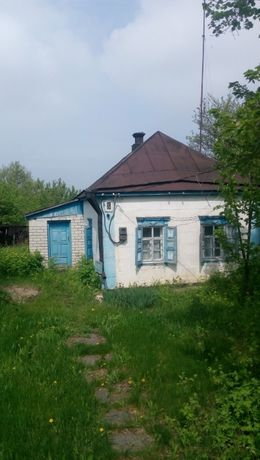 Продам дом в центре с. Николаевка, Новомосковского района