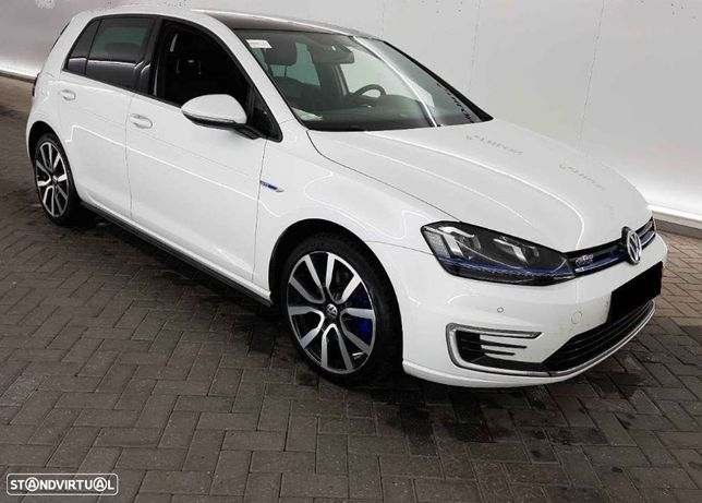 VW Golf 1.4 GTE Plug-in