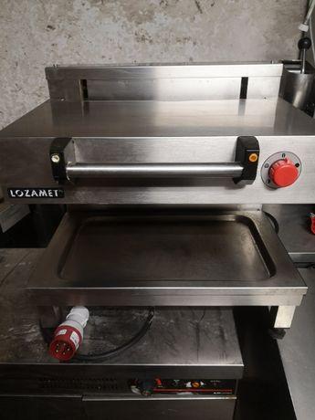 Opiekacz - grill elektryczny Salamander 400 V   LOZAMET, OGS.4.00.1