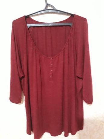Блуза большого размера 28 uk