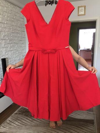 Piękna suknia wieczorowa,44-46,Viola Piekut