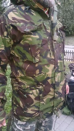 kurtka wojskowa brytyjska parka SMOCK WINDPROOF WOODLAND