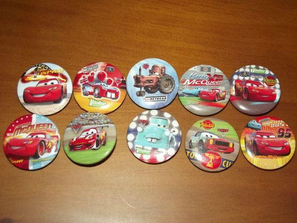 10 Pins Packs Dora Thomas e Faíca