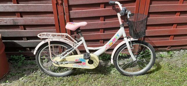 """Rower dziecięcy koła 20"""" cali Alpin"""