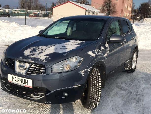 Nissan Qashqai 1.5 DCI 110 KM tylko 168 tys. km Serwis Nowe Opony