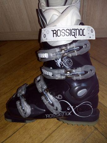 Buty Rossignol xena sx40 rozm 23.5 + kask GRATIS
