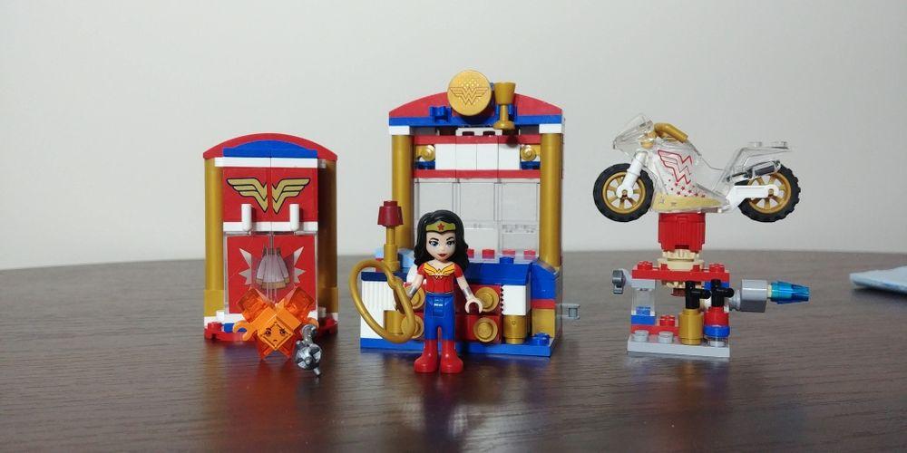 Zestaw lego Super Heroes Girls 41235 Wierzchowisko - image 1