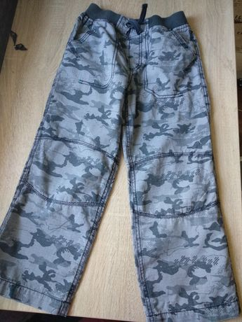 Котоновые штаны для мальчика 8-9лет