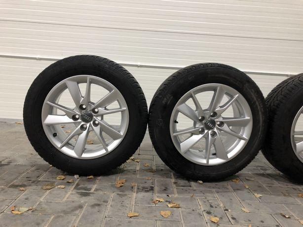 """ Alufelgi koła aluminiowe 16"" AUDI A3 A4 A5 A6+ opony 205/60r16 """