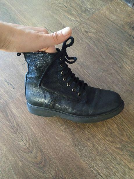 Ботинки кожа 30р,сапоги,демисезон
