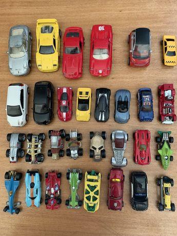 Brinquedos - Coleção de carros