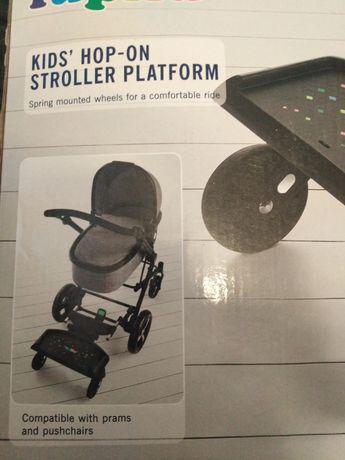 Nowa Nakładka Platforma na wózek lupilu