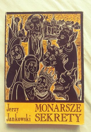 Monarsze sekrety Jerzy Jankowski