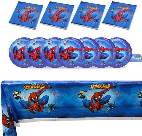 Kit decoração festa aniversário Spiderman Homem Aranha Avengers