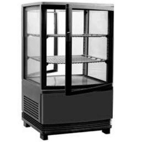 Vitrina Expositora 4 Caras Refrigerada NOVA