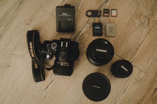 Nikon D5300 ZESTAW