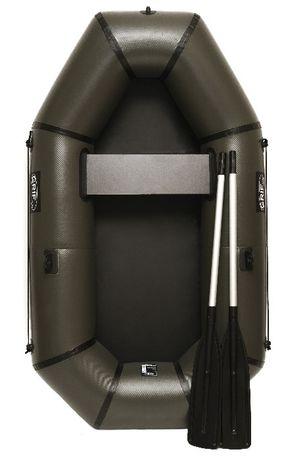 Лодка пвх надувная полутораместная Grif-boat GL-210