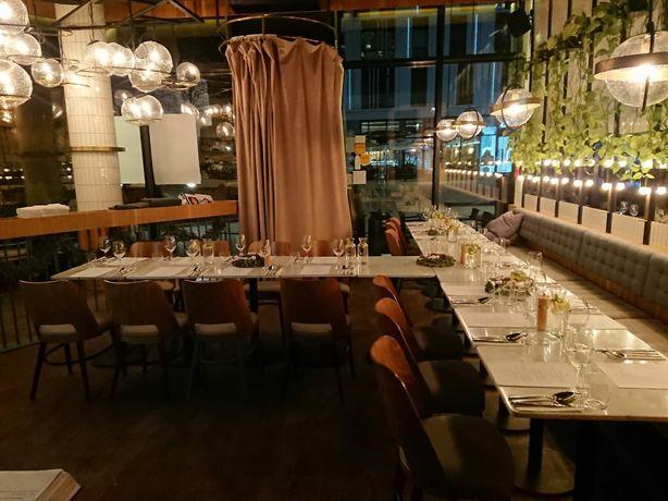 Zasłony do domu/ lokalu/restauracji zaciemniająca gruba