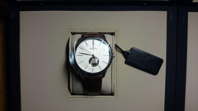 Perrelet First Class Open Heart, новые мужские наручные часы