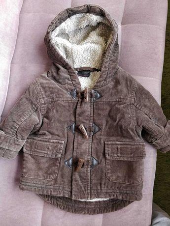 Куртка на осінь, курточка осіння 62-68 на 3-6міс