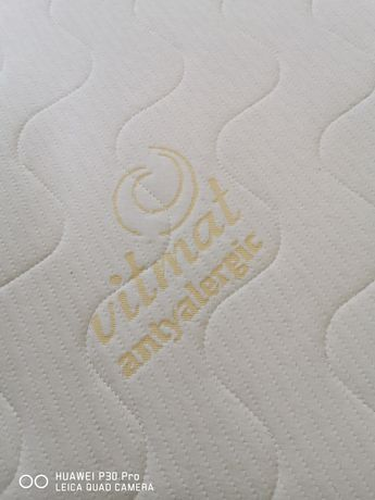 Materac materacyk 120x60 do łóżeczka lateksowy antyalergiczny