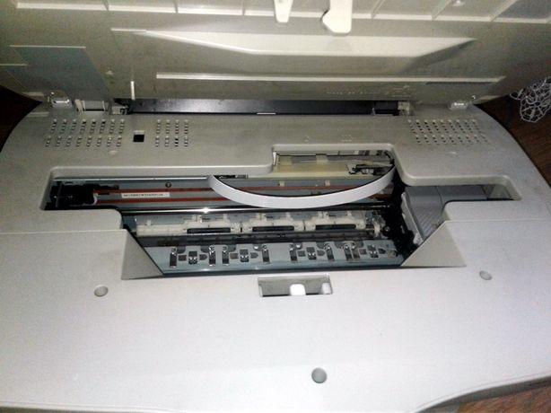 Продам Epson CX3200 на запчасти или под восстановление
