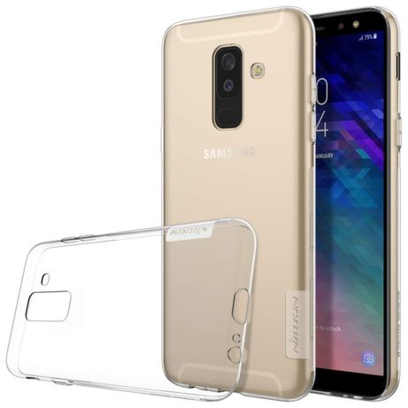 Etui Case Nillkin Nature ultra slim do Samsung Galaxy A6+ Plus 2018