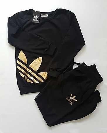 Dres damski zestaw nike adidas EA7 S-XL spodnie bluza