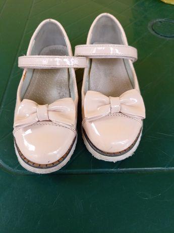 Лакированные туфли туфельки 17.5см