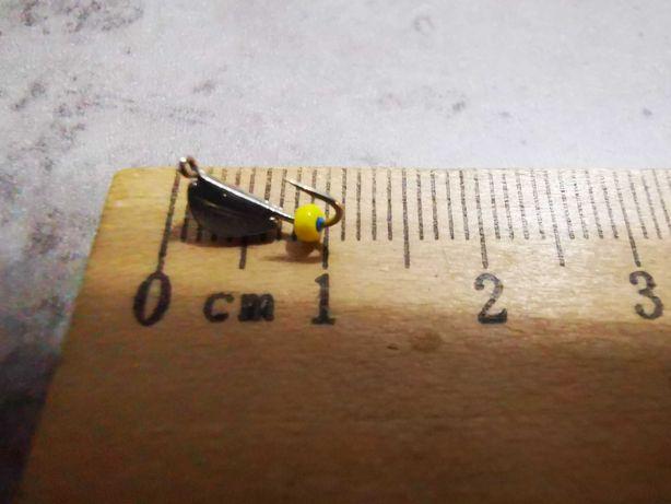 Mormyszka wolframowa 1cm mormyszki