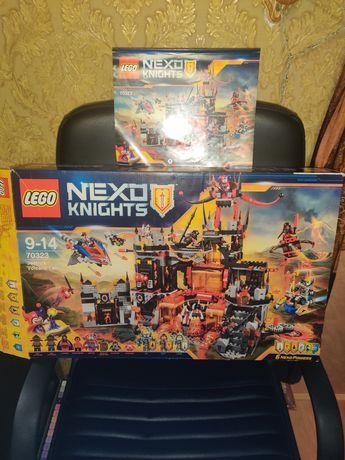 Конструктор Lego Nexo knights 70323
