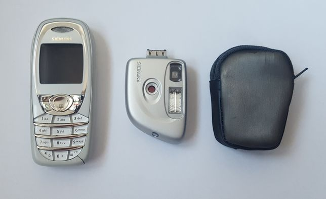 Siemens C62 * aparat * pudełko * instrukcje * telefon * komórka ***