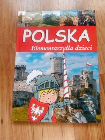 Książka Polska elementarz dla dzieci