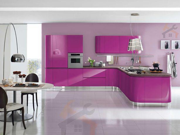 Кухня под Ваш стиль! Корпусная Мебель, Шкафы, Гардеробные, Офис!