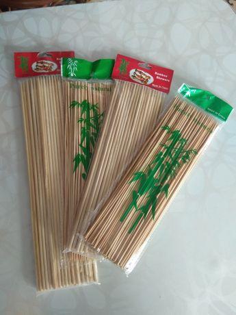 Набор бамбуковых шпажек-шампур