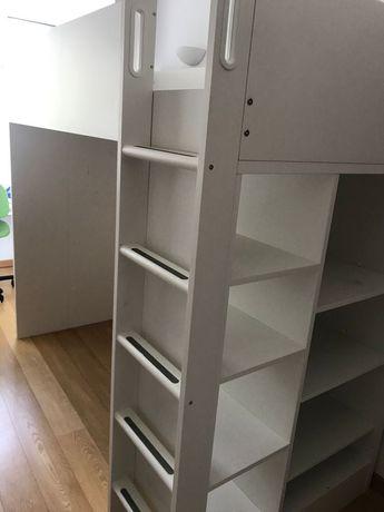 Cama Alta - STUVA - IKEA