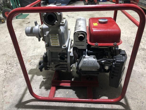 Motopompa pompa wody spalinowa